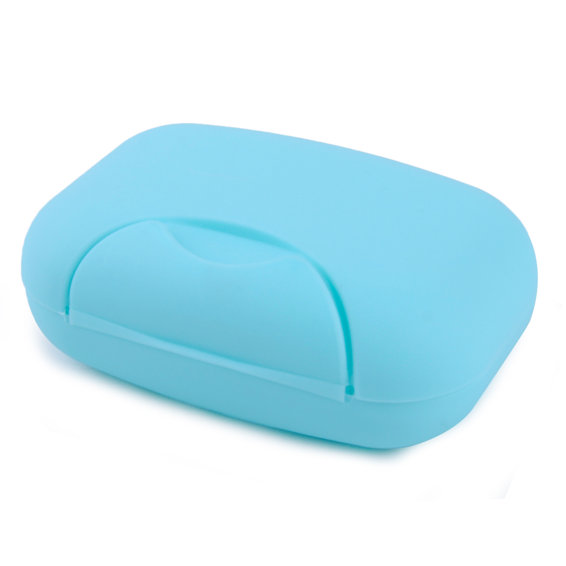 Portable Soap Dish Box Case Container Holder Travel Bathroom Home ...