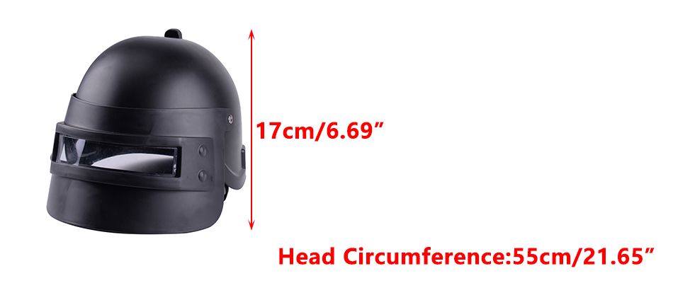 Pubg Helmet: For PUBG 2018 Unique Game Cosplay Mask Battlegrounds Level