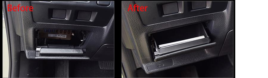 Sicherungs Ablagefach Aufbewahrungs Box Sicherungskasten Cover SubaruXV Forester
