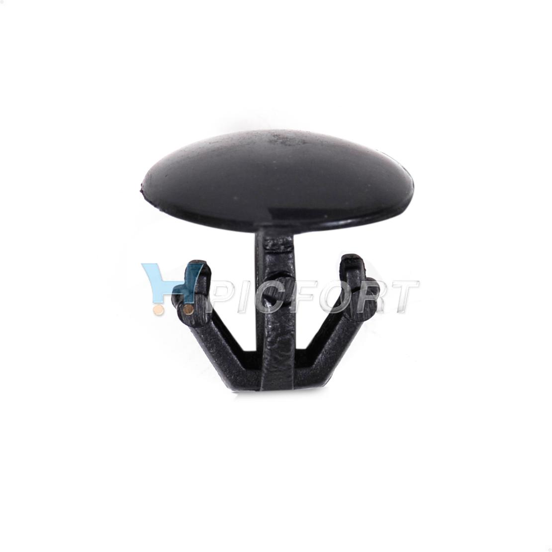 10x Nylon Fastener Fit For Honda Acura #91518-S10-003 Hood