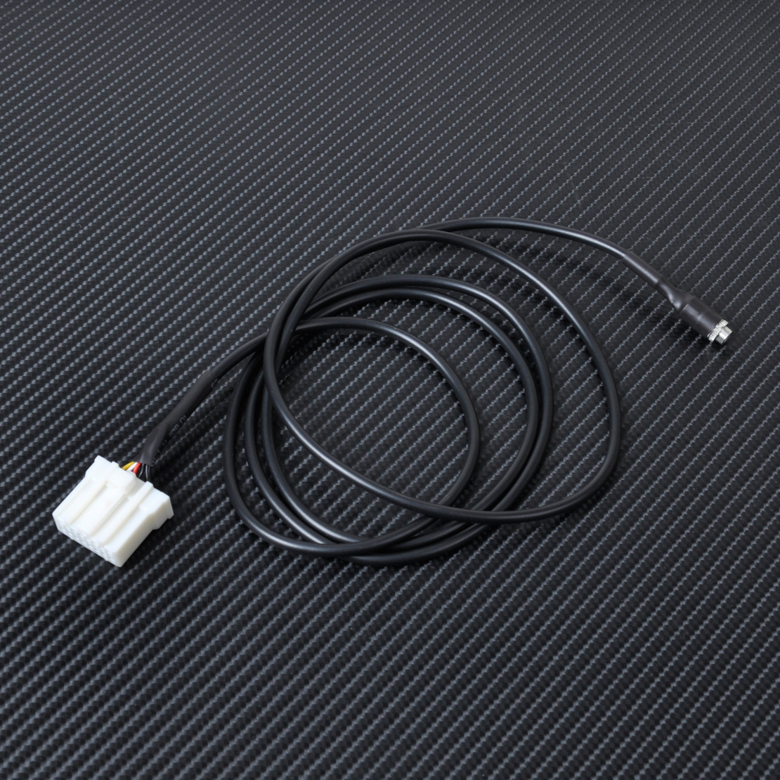 Car AUX Cable Input Female Interface Adapter For Mazda 3 6 MX-5 RX8 Besturn  B70 702706034944   eBay