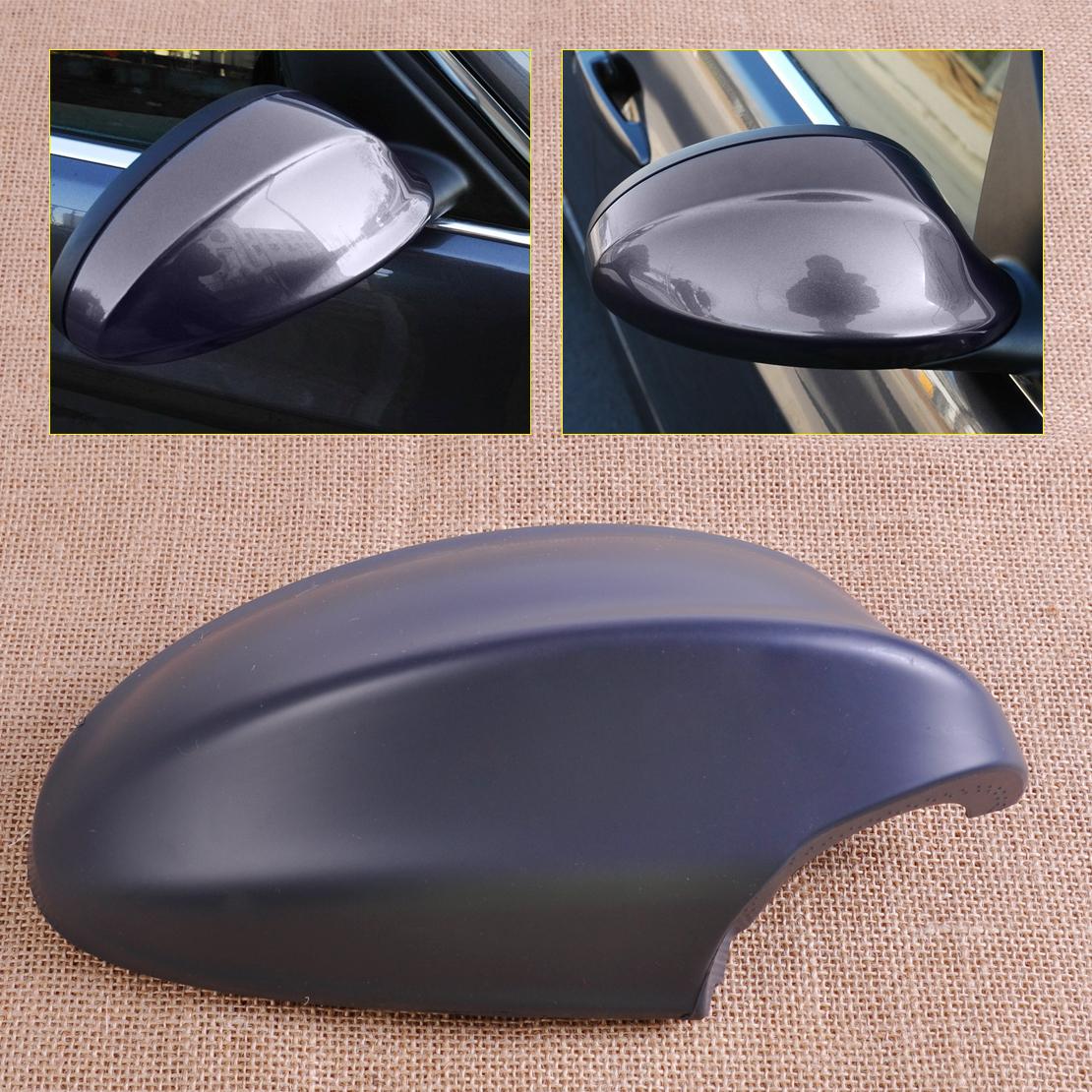Pair Left Right Door Side Mirror Cover Cap for BMW E90 E91 328i 328xi 335i 335xi