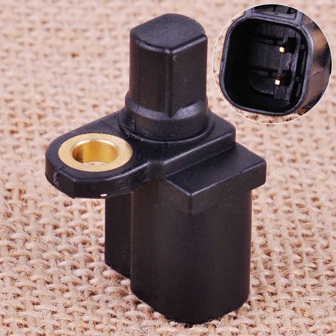 ABS SENSOR REAR LEFT RIGHT FITS FORD MAZDA VOLVO 1225843