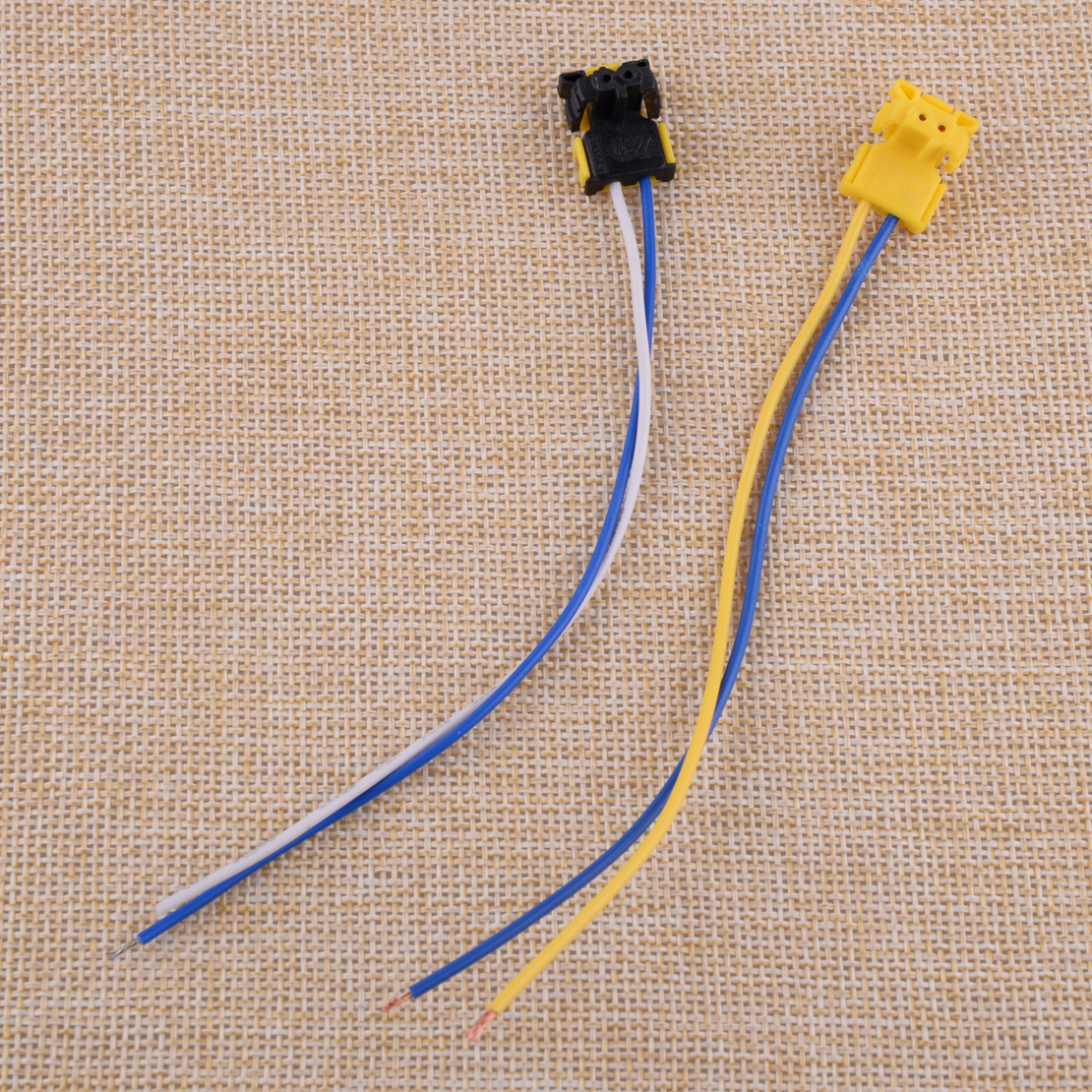2x Airbag Clockspring Plug Air Bag Connector Wire Cable