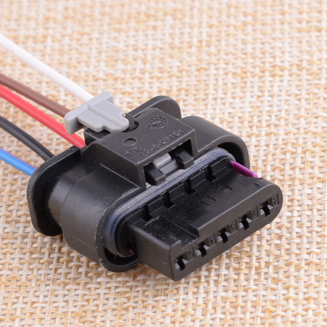 Mass Air Flow Sensor Cost >> 5pin Air Flow Sensor MAF Harness Pigtail Connector Cable ...