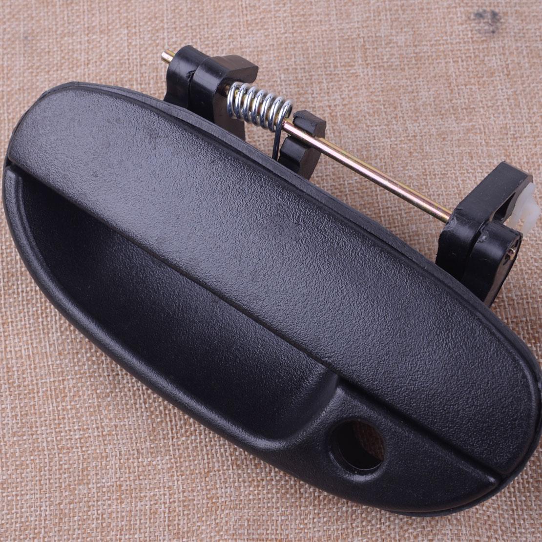 For Daewoo Lanos 98-02 Black 96226249 Left Front Door