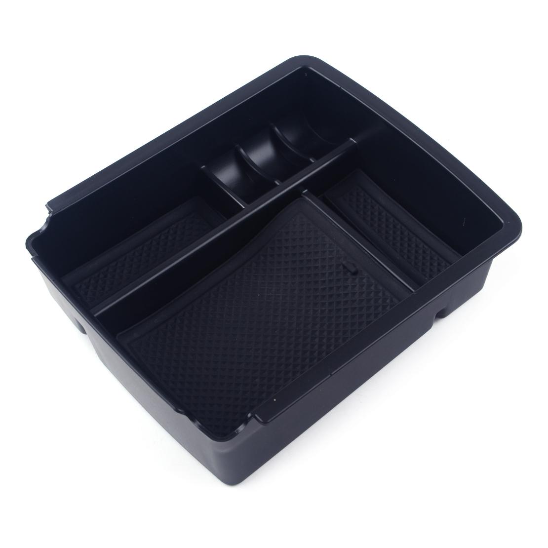Interior Center Console Armrest Storage Tray Holder Fit for VW Golf 7 MK7 14-18