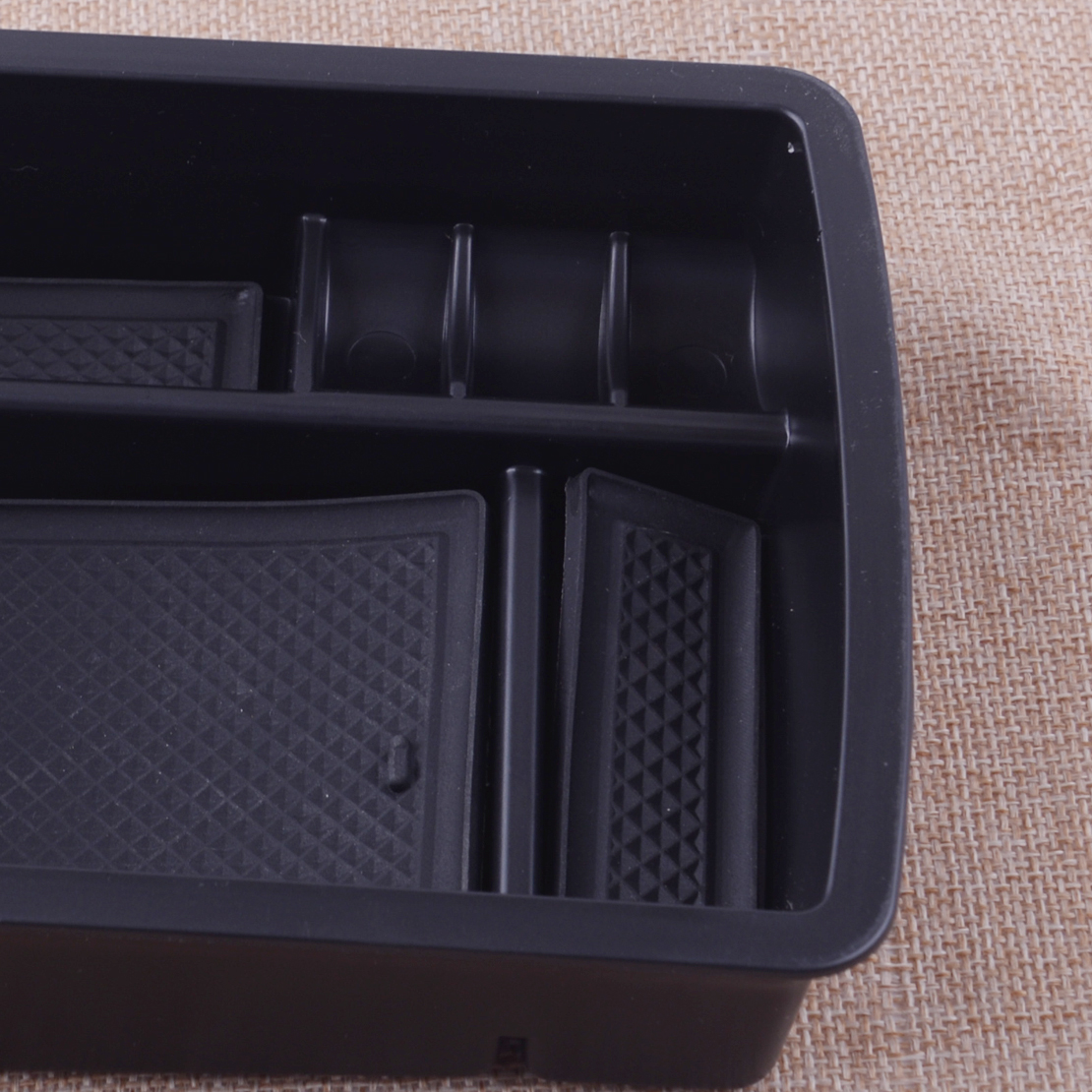 thumbnail 3 - Interior Center Console Armrest Storage Tray Holder Fit for VW Golf 7 MK7 14-18