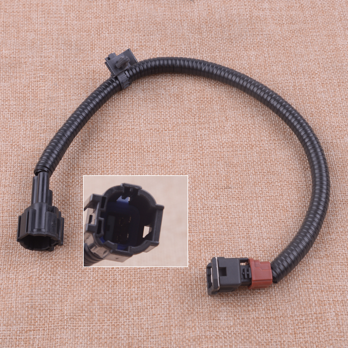 details about wiring harness knock sensor 24079 31u01 fit nissan maxima frontier quest pickup  hqrp knock sensor wiring harness