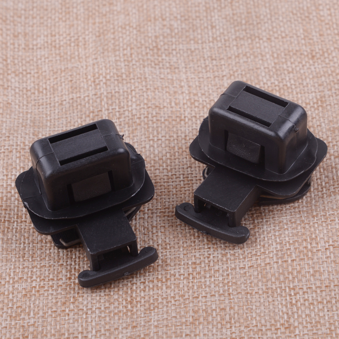 New 4pcs Rear Seat Cushion Pad Clip 82137-SDA-003 For Honda Acura Tsx Insight