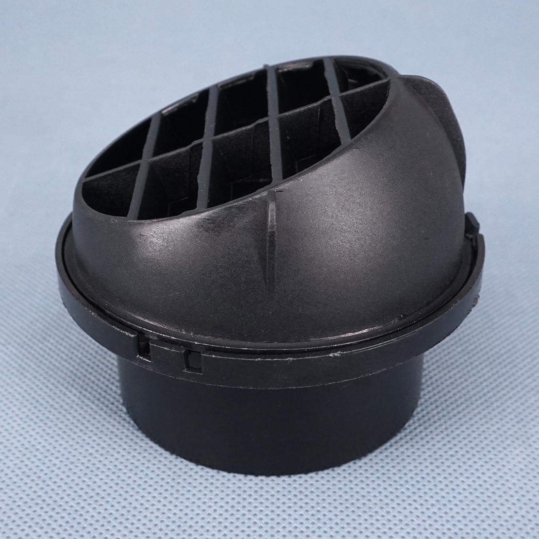 75mm Rotatable Air Outlet Vent Net Cover Cap of Exhaust Pipe for Air Diesel