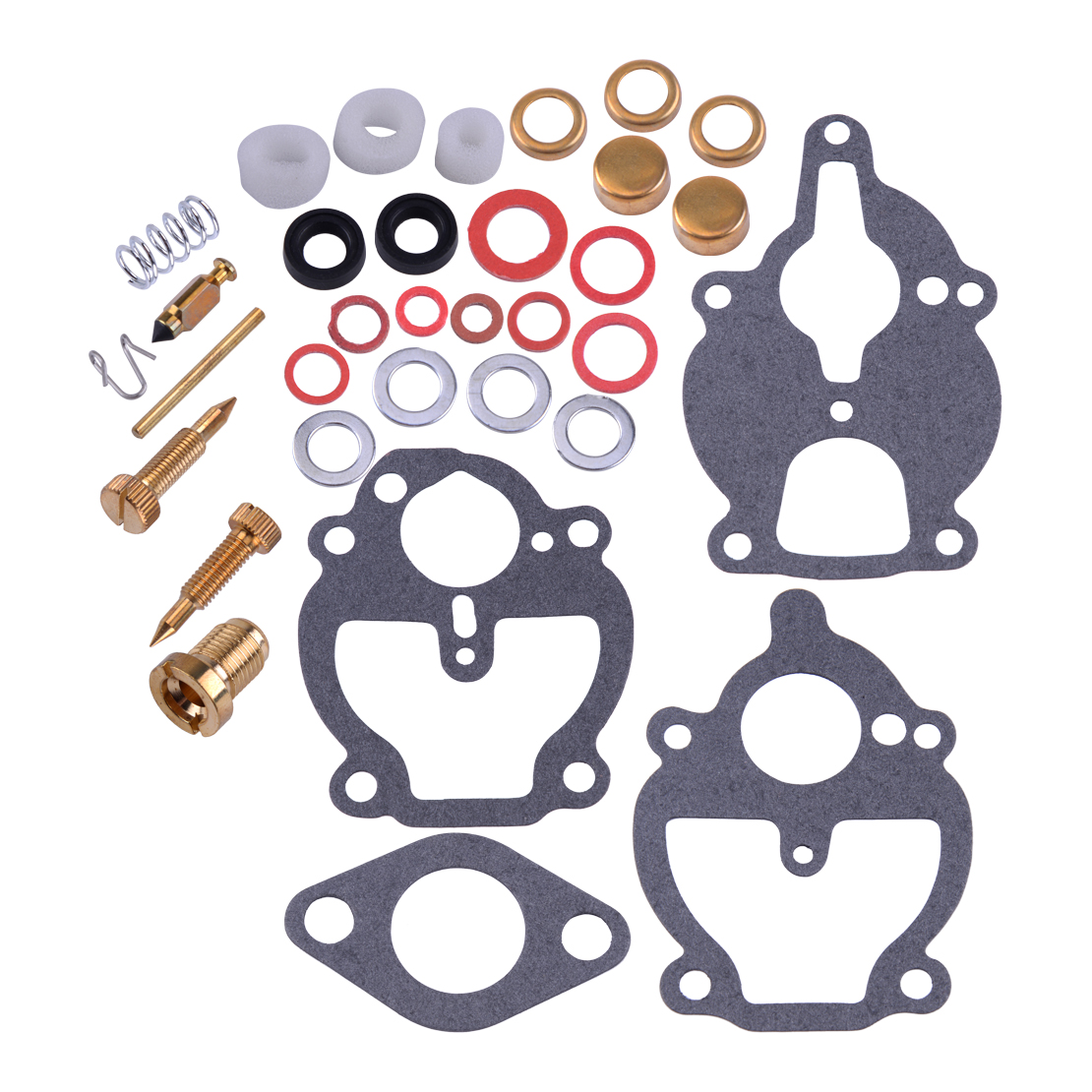 267 W//Float 68 161 61 Z-1 Industrial /& Agricultural Carb Kit ZENITH 67 62