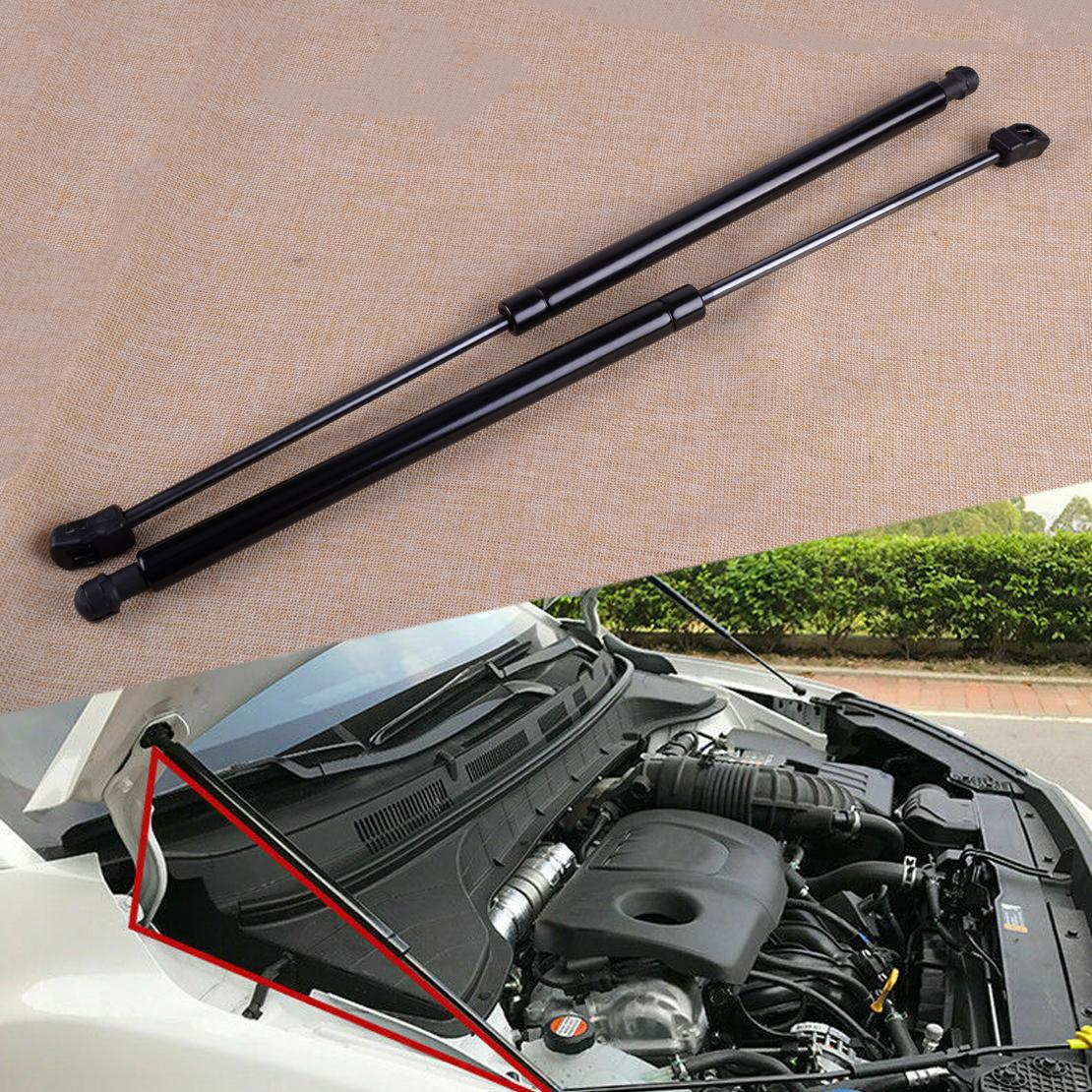 2Pcs Front Bonnet Hood Lift Support Struts Fit for Hyundai Kona 2017-2019