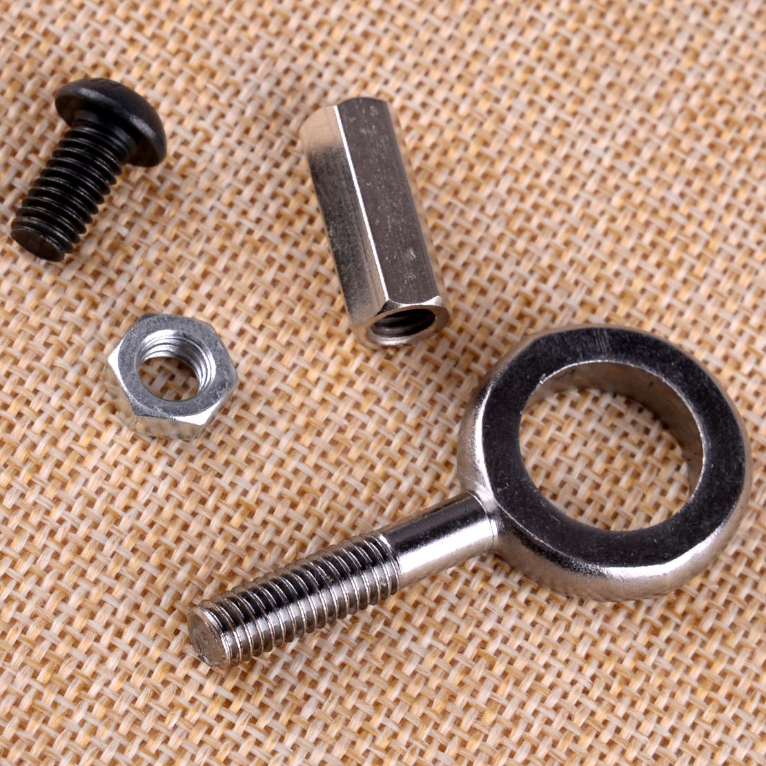 Für Xiaomi MIJIA M365 Roller Teil Edelstahl Welle Locking Schraube Teile
