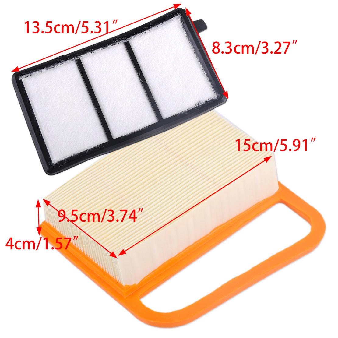 TS420 Air Filter for Stihl Parts TS410 TS480 TS500i W// Pre Filter 4238 141 0300